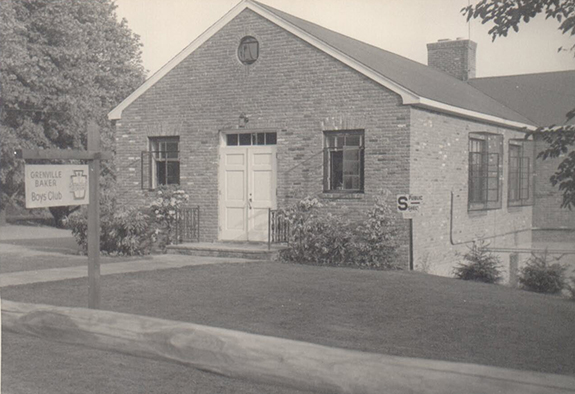 GBBGC original club house